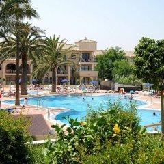 Hotel Puente Real бассейн фото 2