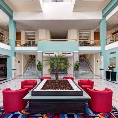 Отель Coastline интерьер отеля фото 2