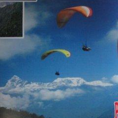 Отель View Point Непал, Покхара - отзывы, цены и фото номеров - забронировать отель View Point онлайн спортивное сооружение