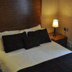 Argyll Hotel Глазго сейф в номере
