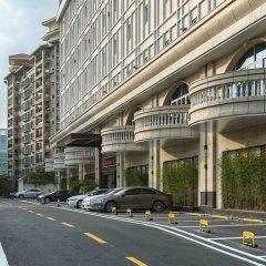 Отель Ibis Dongguan Dongcheng парковка