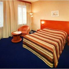 Отель Новинка Казань комната для гостей фото 4