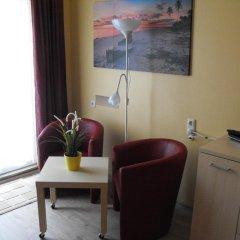 Отель Pension Fürst Borwin Германия, Росток - отзывы, цены и фото номеров - забронировать отель Pension Fürst Borwin онлайн комната для гостей фото 4