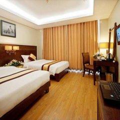 Gold Hotel Hue комната для гостей фото 4