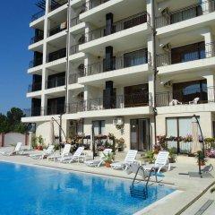 Отель Cantilena Complex Солнечный берег бассейн