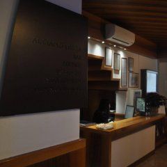 Отель Albergo Delle Alpi Беллуно удобства в номере