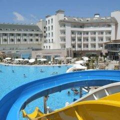 Side Lilyum Hotel & Spa Турция, Сиде - отзывы, цены и фото номеров - забронировать отель Side Lilyum Hotel & Spa онлайн бассейн фото 4