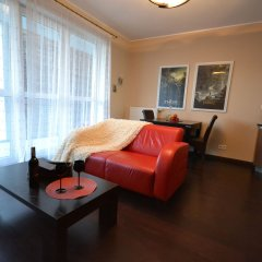 Апартаменты Senator Warsaw Apartments комната для гостей фото 3