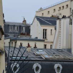 Hotel Queen Mary Paris парковка