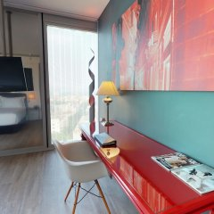 Отель Meliá Barcelona Sky удобства в номере фото 2