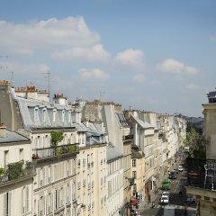 Отель Les Tournelles Париж балкон