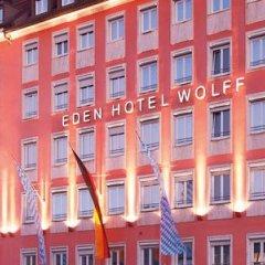 Eden Hotel Wolff фото 11