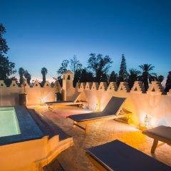 Отель Dar Si Aissa Suites & Spa Марокко, Марракеш - отзывы, цены и фото номеров - забронировать отель Dar Si Aissa Suites & Spa онлайн бассейн