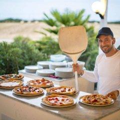 Отель VOI Arenella Resort Италия, Сиракуза - отзывы, цены и фото номеров - забронировать отель VOI Arenella Resort онлайн питание фото 2