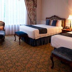 Gran Hotel Ciudad de Mexico комната для гостей фото 3