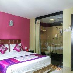 Отель OYO 173 De Nice Inn Малайзия, Куала-Лумпур - отзывы, цены и фото номеров - забронировать отель OYO 173 De Nice Inn онлайн комната для гостей фото 4