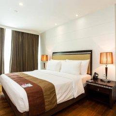 Отель Adelphi Grande Sukhumvit By Compass Hospitality Бангкок комната для гостей