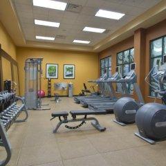 Отель Embassy Suites Columbus - Airport фитнесс-зал фото 3