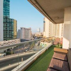 Отель 2 Bedrooms Apt at Dorra Bay with Full Marina View ! - HLS 37923 балкон