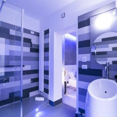Отель Design&Art Pie Италия, Рим - отзывы, цены и фото номеров - забронировать отель Design&Art Pie онлайн ванная фото 3