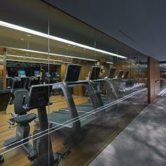 Отель Mandarin Oriental, Milan Италия, Милан - отзывы, цены и фото номеров - забронировать отель Mandarin Oriental, Milan онлайн фитнесс-зал фото 2