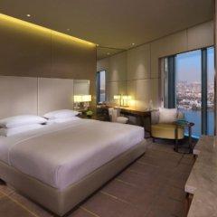 Отель Hyatt Regency Dubai Creek Heights 5* Люкс с различными типами кроватей фото 7