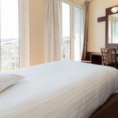 Отель Kyriad Nice Gare Франция, Ницца - 13 отзывов об отеле, цены и фото номеров - забронировать отель Kyriad Nice Gare онлайн комната для гостей фото 2