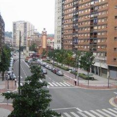 Отель Pension Arias балкон