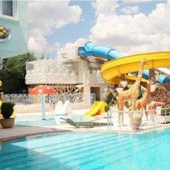 Отель Ugurlu Thermal Resort Spa & Kaplica Kur Merkezi Газиантеп бассейн фото 2