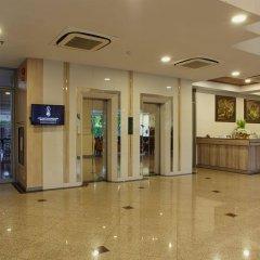 Отель Royal Suite Residence Boutique Бангкок интерьер отеля фото 3