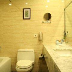 Отель Fengzhan Hotel - Beijing Китай, Пекин - отзывы, цены и фото номеров - забронировать отель Fengzhan Hotel - Beijing онлайн ванная