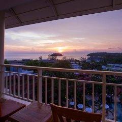 Отель Chanalai Flora Resort, Kata Beach балкон