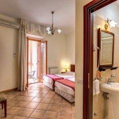 Отель B&B Leoni Di Giada Италия, Рим - отзывы, цены и фото номеров - забронировать отель B&B Leoni Di Giada онлайн ванная