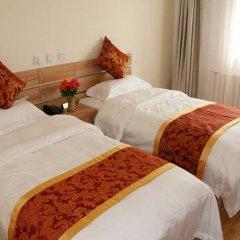 Jingan Express Hotel комната для гостей
