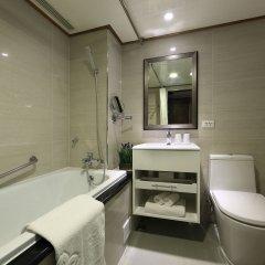 King Shi Hotel ванная фото 2