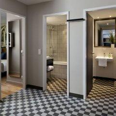 Отель Citadines Michel Hamburg ванная фото 2