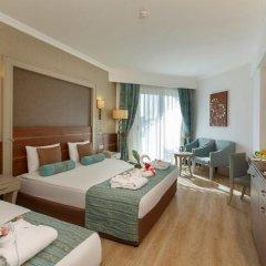 Отель Side Crown Palace - All Inclusive комната для гостей фото 3