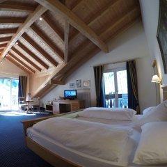 Отель Paradies pure mountain resort Стельвио комната для гостей фото 4