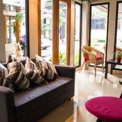 Отель Nine@silom Бангкок интерьер отеля фото 3