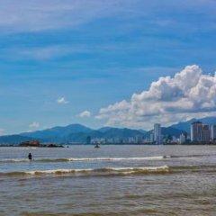 Azure Hotel Нячанг пляж фото 2