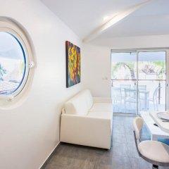 Отель Moorea Sunset Beach комната для гостей