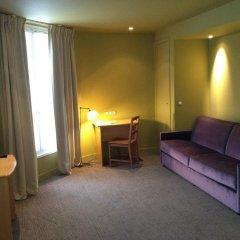 Отель Gardette Park Hotel Франция, Париж - 8 отзывов об отеле, цены и фото номеров - забронировать отель Gardette Park Hotel онлайн комната для гостей фото 4