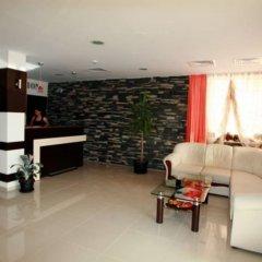 Отель Obzor City Hotel Болгария, Аврен - отзывы, цены и фото номеров - забронировать отель Obzor City Hotel онлайн интерьер отеля