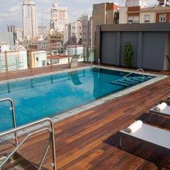 Hotel Santo Domingo бассейн