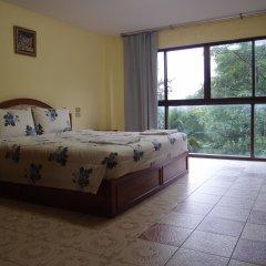 Отель Blue Garden Resort Pattaya комната для гостей фото 3