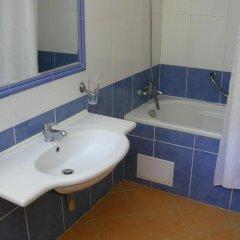 Отель Park Hotel Kyoshkove Болгария, Шумен - отзывы, цены и фото номеров - забронировать отель Park Hotel Kyoshkove онлайн ванная фото 2
