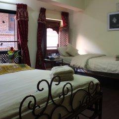 Отель Cosy Hotel Непал, Бхактапур - отзывы, цены и фото номеров - забронировать отель Cosy Hotel онлайн комната для гостей фото 3