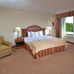 Отель Holiday Inn Raleigh Durham Airport комната для гостей фото 5