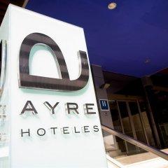 Отель Ayre Gran Hotel Colon Испания, Мадрид - 1 отзыв об отеле, цены и фото номеров - забронировать отель Ayre Gran Hotel Colon онлайн городской автобус