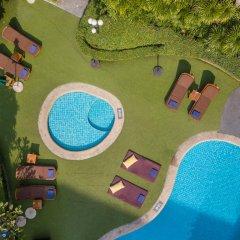 Отель The Tawana Bangkok Таиланд, Бангкок - 1 отзыв об отеле, цены и фото номеров - забронировать отель The Tawana Bangkok онлайн бассейн